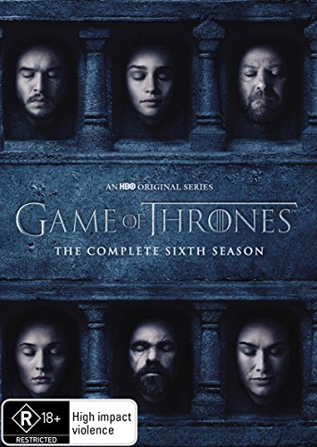 Produktbild Game of Thrones - Die komplette sechste Staffel [US-Import]