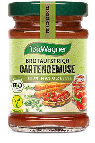 Bio Wagner Brotaufstrich Gartengemüse
