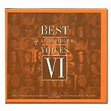 JAZZ CD, Best Audiophile Voices Vol.6, Eva Cassidy, Keri Noble, Rebecca Pidgeon ETC Various Artists[002kr]