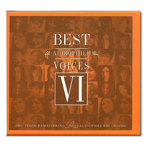 JAZZ CD, Best Audiophile Voices Vol.6, Eva Cassidy, Keri Noble, Rebecca Pidgeon ETC Various Artists[002kr]