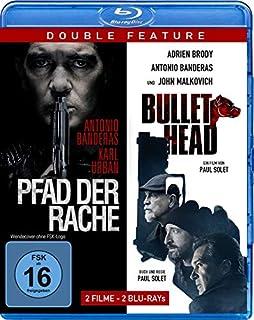 Pfad der Rache / Bullet Head [Blu-ray]