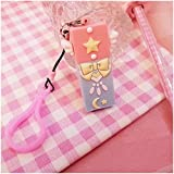 Sailor Moon Clé USB Portable 8 16 32 Go Rose Moon Stick Cute Girly 32 go Rose