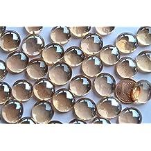 8 Deko Mosaiksteine irisierend länglich Mosaik 4-5 cm Glassteine Farbauswahl!