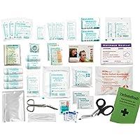 Komplett-Set Erste-Hilfe DIN 13157 EN 13 157 für Betriebe mit Verbandbuch incl. Alkoholtupfer + Pinzette preisvergleich bei billige-tabletten.eu