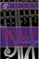 Daniella Beckett and the Beast of Whitechapel by A. J. McLeod (2014-09-09) Paperback