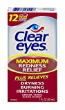 Eye Drops For Redness Review and Comparison