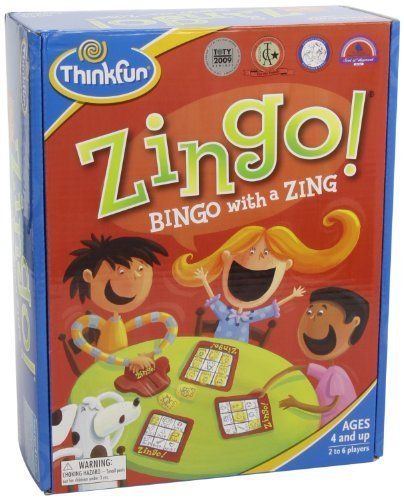 Zingo!: Bingo With a Zing (2002-01-03)