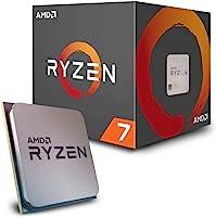 AMD YD270XBGAFBOX Processeur RYZEN7 2700x Socket AM4 4.35Ghz+20MB
