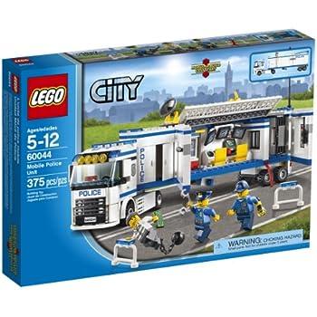 lego city police 60044 mobile police unit - Lgo City Police