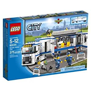 LEGO City Police 60044 Mobile Police Unit