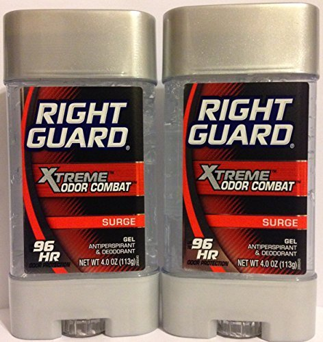 right-guard-antiperspirant-deodorant-xtreme-odor-combat-surge-gel-net-wt-4-oz-113-g-each-by-right-gu