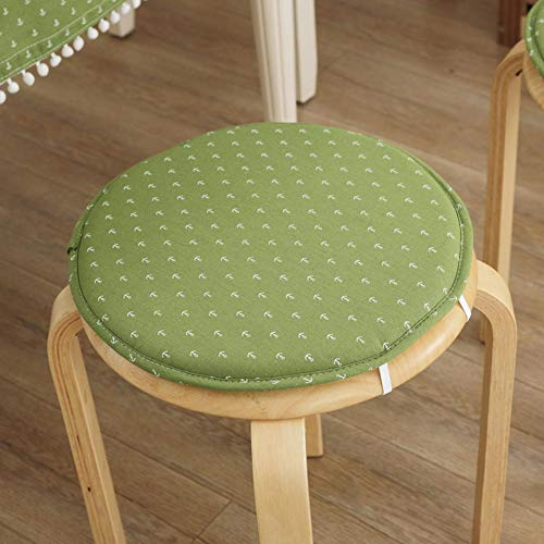 Ibelly cuscini sedie rotondi cuscini divanocuscino tatami cuscino in tessuto sedia per ufficio 3 colori
