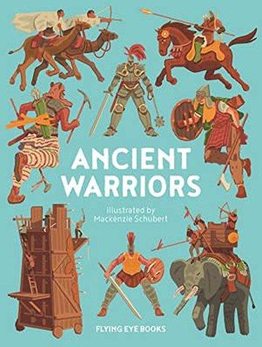 Ancient Warriors por Iris Volant