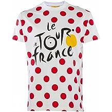 T-Shirt Der Tour de France Radfahren–offizielle Kollektion–Größe Erwachsene Herren