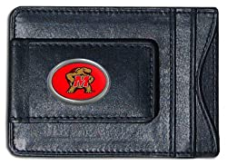 NCAA Maryland Terps Cash and Card Holder
