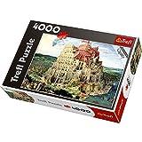 Trefl Puzzle Wieza Babel 4000