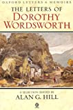 Letters of Dorothy Wordsworth (a selection)