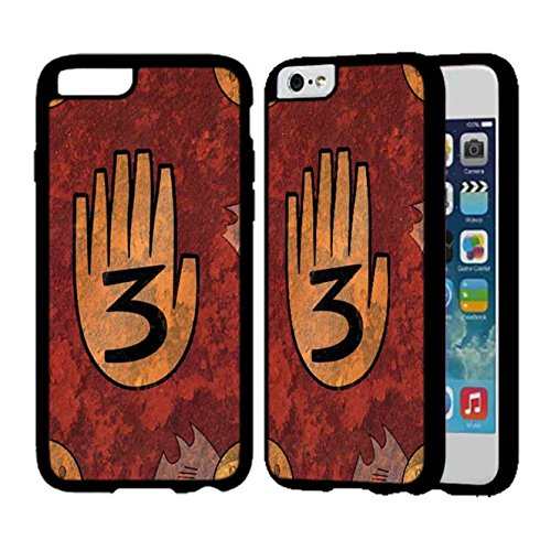 Gravity Falls Journal 3 Vintage Case Cover Your Iphone 6 Plus Case And Iphone 6S Plus Case ( White Hard Plastic )