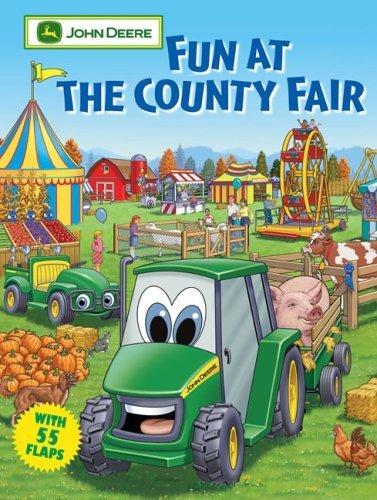 Fun at the County Fair (John Deere (Running Press Kids Hardcover)) by Dena Neusner (2005-10-11)