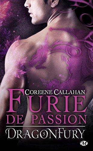 Dragonfury, T5 : Furie de passion par Coreene CALLAHAN