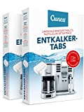 Cunea I 40x Descaling Tablets I Descaler For Coffee and Espresso Machine I All Purpose I Limescale Remover I Descale I Decalcifier I Each Tablet 16g