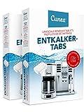 Entkalkertabletten für Kaffeevollatomaten 40x Entkalker-Tabs - Geeignet für Wasserkocher Kaffeemaschine Pad-Maschine Vollautomat 16g je Tablette