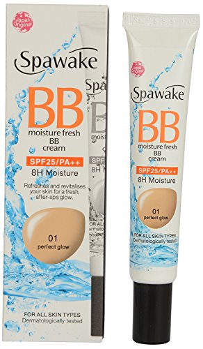 Spawake 01 Perfect Glow Moisture Fresh BB Cream, 30 g