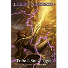 Tribe of the Snow Tiger (Legends of Windemere Book 10)