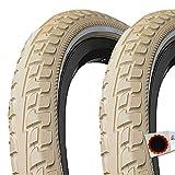 Continental 2X Ride Tour E25 Draht Reflex 28x1,6