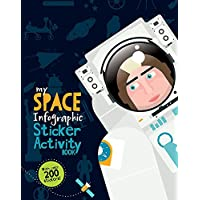 My Space Infographic Sticker Activity Book (My Infographic Sticker Activity Book)