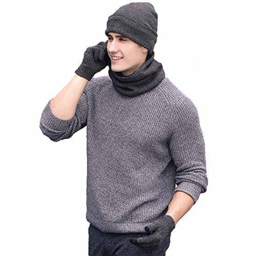 755b674a7fe heekpek Beanie Hat Women Slouch Baggy Beanie Cap Slouchy Skull Hat Knit Hat  Unisex