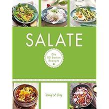 Salate: Die 80 besten Rezepte (GU König und Berg)