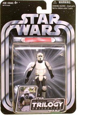 rooper Endor Raid Return of The Jedi - Star Wars The Original Trilogy Collection 2004 (OTC) ()