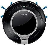 Philips FC8710/01 SmartPro Compact Robotersauger 2 Reinigungsstufen, Vorprogrammierung, Fernbedienung