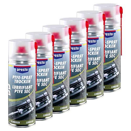 Presto PTFE-Spray Trocken