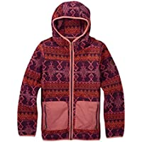Burton Damen Anouk Fleece Full-Zip Hoodie