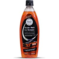 Wavex® Wonder Wash Car Shampoo (500ml) pH Neutral Formula - Honey Thick, Luxurious Suds That Always Rinses Clean - Ultra Slick Formula That Wont Scratch or Leave Water Spots, Peach Fruit Fragrance