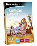 WONDERBOX Caja Regalo -SUEÑOS para Dos- 5.100 experiencias para