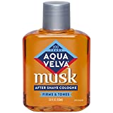 Aqua Velva Musk Aftershave Cologne 103 ml (Aftershave-Cremes & -Balsame)