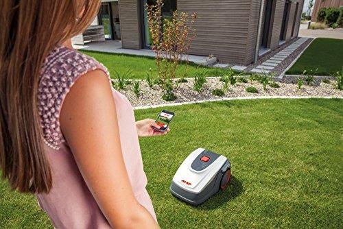 Smarter Mähroboter: AL-KO Mähroboter Robolinho 500 I mit Smart Garden Anbindung