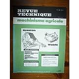 Telecharger Livres REVUE TECHNIQUE TRACTEUR MACHINISME AGRICOLE Presses rotatives HESSTON 5700 5800 Faucheuse WOODS M5 RNRTMA0013N Reedition neuve (PDF,EPUB,MOBI) gratuits en Francaise