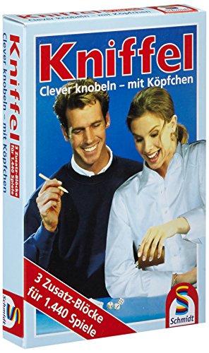 Schmidt-Spiele-Kniffelblock-3-Zusatz-Blocks-fr-1440-Spiele Schmidt Spiele – Kniffelblock, 3 Zusatz-Blocks für 1440 Spiele -