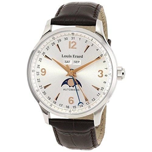 Louis Erard orologio uomo 1931 Automatik 31218AA11.BDC21
