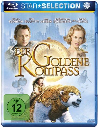 Bild von Der Goldene Kompass [Blu-ray]