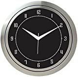 IT2M 10 Inch Round Wall Clock For Home /...