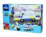 Plus Plus 52265 Konstruktionsspielzeug - Mini Basic 480 - Polizei, 3-in-1