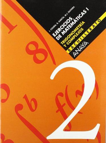 02. Trigonometría y números complejos - 9788466713689