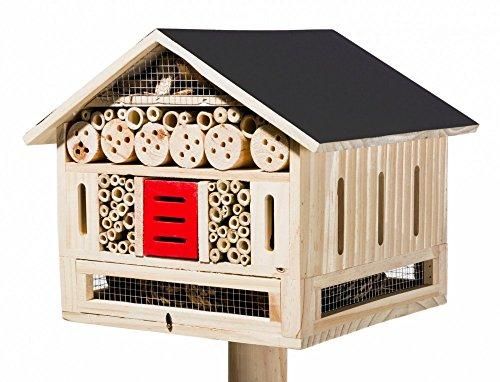 Insektenhaus inkl. Standfuß - 3