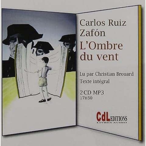 L'Ombre du vent (2CD MP3)