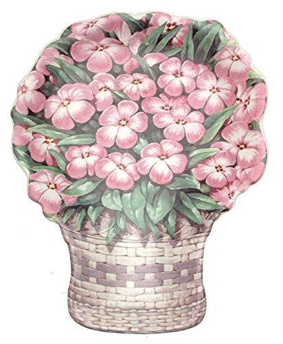 C1997Bradford Exchange Blushing Beauties Geschenke vom Garden Larry Tucci Platte CP1643 -